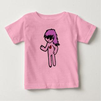 Emo Baby Baby T-Shirt