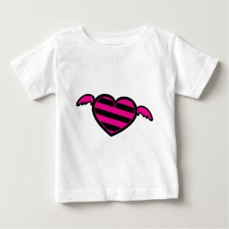 Emo Heart Baby T-Shirt