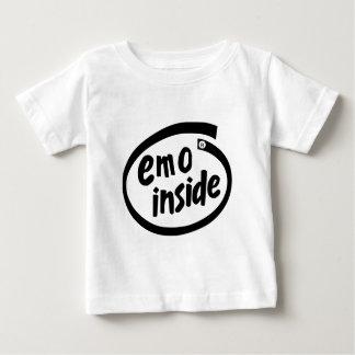 Emo Inside Baby T-Shirt