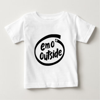 Emo Outside Baby T-Shirt