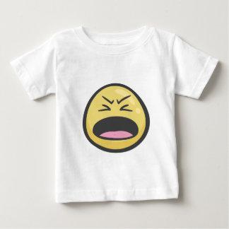 Emoji: Astonished Face Baby T-Shirt