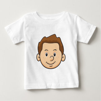 Emoji: Boy Baby T-Shirt