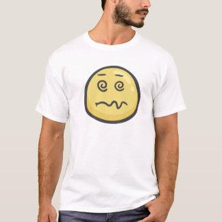 Emoji: Dizzy Face T-Shirt
