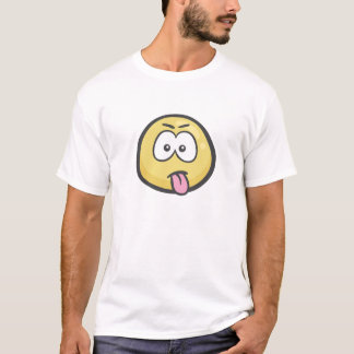 Emoji: Face With Stuck-out Tongue T-Shirt