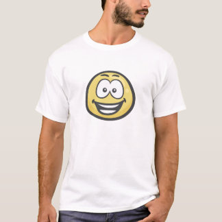 Emoji: Grinning Face T-Shirt