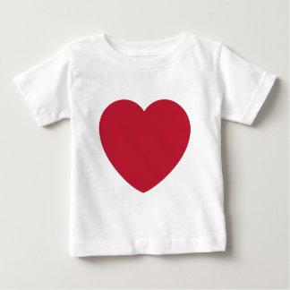 Emoji Heart Coils Baby T-Shirt