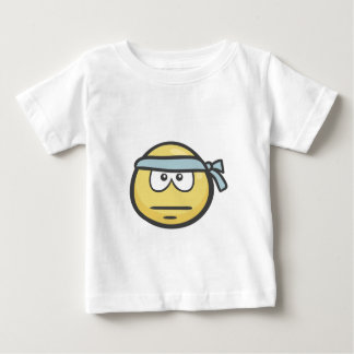Emoji: Persevering Face Baby T-Shirt