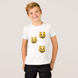 emoji smile faces T-Shirt
