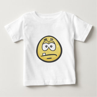 Emoji: Snaggle Tooth Baby T-Shirt