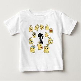 Emoji Wear Baby T-Shirt