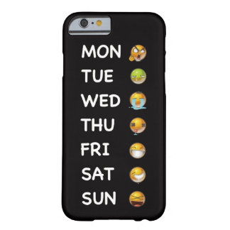 Emoticon for every day barely there iPhone 6 case
