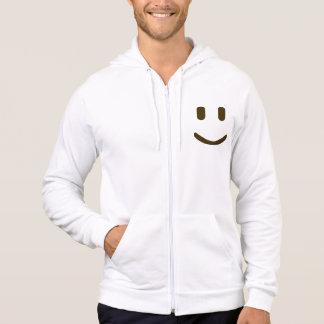 Emotion Smiley face Men Hoodie