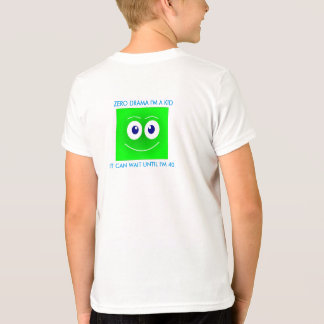 Emotion t shirt, emoji, smile, zero drama T-Shirt