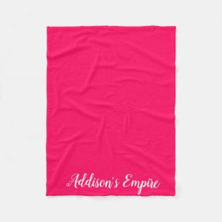 Empire's cozy blanket