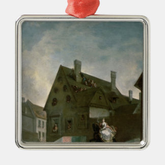 Empress Maria Theresa of Austria Christmas Ornament