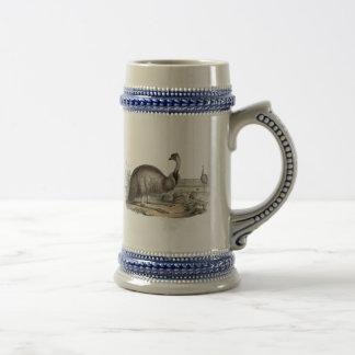 Emu Beer Stein