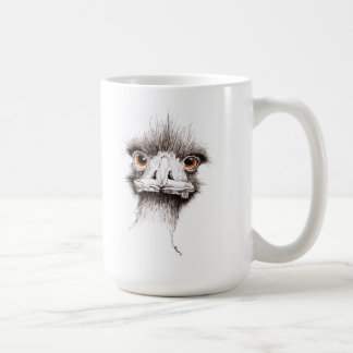 Emu by Inkspot Coffee Mug