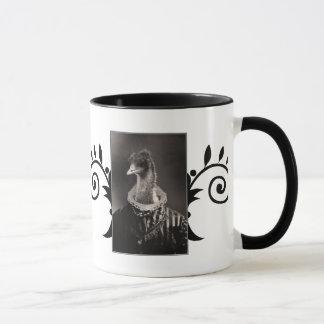 Emu Familiar Witch's Mug