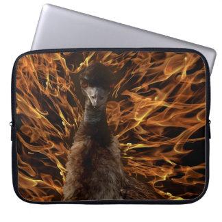 Emu_Fire_Walker,_15_Inch_Laptop_Sleeve Computer Sleeve
