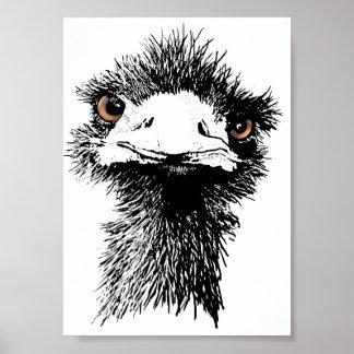 Emu Print