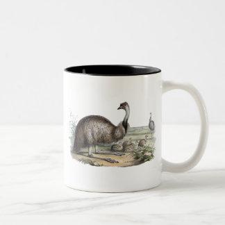 Emu Two-Tone Coffee Mug