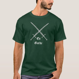 En Garde Swords T-Shirt
