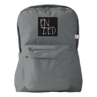 """En Zed"" New Zealand Backpack"