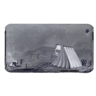 Encampment in Browell Cove, July 15, 1826, from 'N Barely There iPod Cases