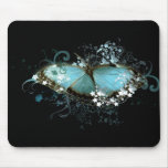 Enchanted Blue Mouse Pad