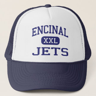 Encinal - Jets - High School - Alameda California Trucker Hat