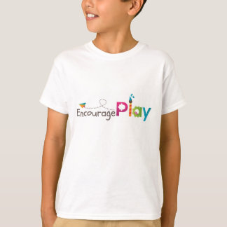 Encourage Play T-Shirt for Kids