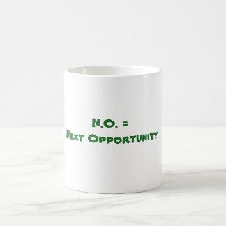 Encouragement Basic White Mug