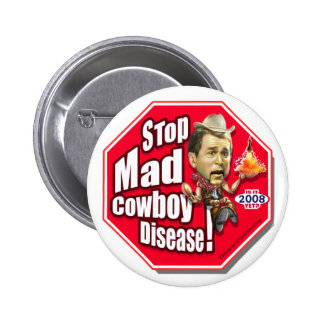 End of an Error Stop Mad Cowboy Disease Buttons
