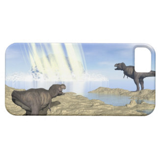End of dinosaurs iPhone 5 cases