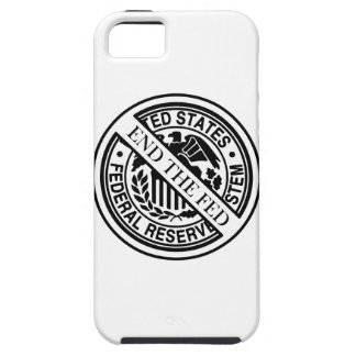 End The Fed Federal Reserve System iPhone 5 Cover