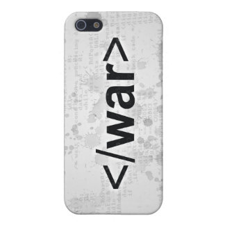 End War HTML Code iPhone 4 Case
