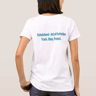 Endeavor Schutzhund Club Logo Short Sleeve Shirt