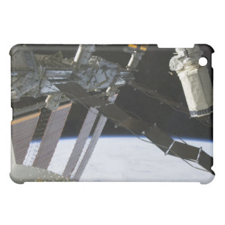 Endeavour's arm amidst International Space Stat iPad Mini Cases