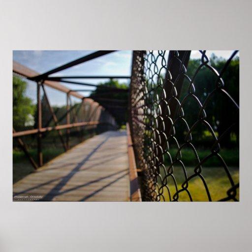 Endless Bridge Posters