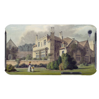 Endsleigh, from Ackermann's 'Repository of Arts', iPod Case-Mate Case