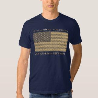 Enduring Freedom Afghanistan Tee Shirt