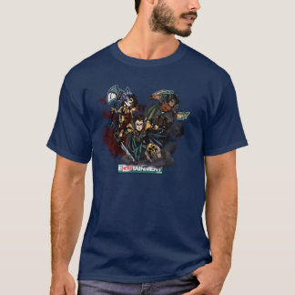 Enerdtainment MMORPG T-shirt