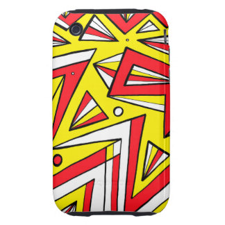 Energetic Yes Thriving Willing Tough iPhone 3 Covers
