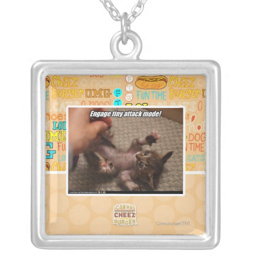 Engage tiny attack mode! pendants