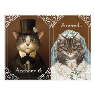 Engagement party,engagement shower postcard