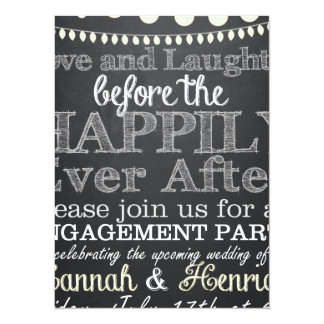 Engagement Shower Invite