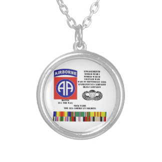Engagements of  the 82nd  airborne division jewelry