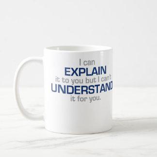 Engineer's Motto - Science Type Stuff Basic White Mug