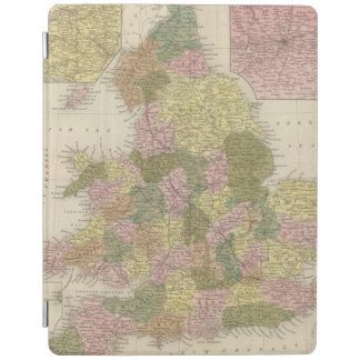 England 8 iPad cover