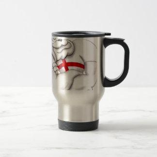 England Bulldog Travel Mug